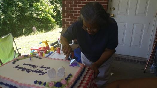 grandma's birthday